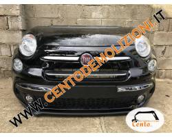 Musata completa + kit Radiatori + kit Airbag FIAT 500 L 1°  Serie