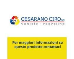 Paraurti Anteriore Completo FIAT Fiorino 2° Serie