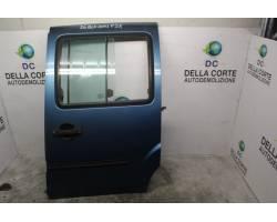 Portiera Posteriore Sinistra FIAT Doblò 1° Serie
