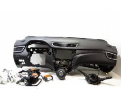 Kit Airbag Completo NISSAN Qashqai Serie