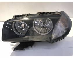 Faro anteriore Sinistro Guida BMW X3 1° Serie