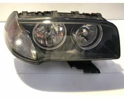 Faro anteriore Destro Passeggero BMW X3 1° Serie