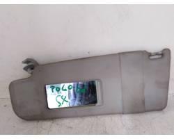 Parasole aletta anteriore Lato Guida VOLKSWAGEN Polo 3° Serie