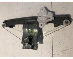 Alzacristallo elettrico post. SX guida RENAULT Clio Serie (08>15)