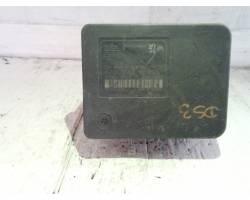 Centralina ABS CITROEN DS3 Serie (09>)