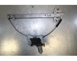Cremagliera anteriore sinistra Guida KIA Picanto 1° Serie