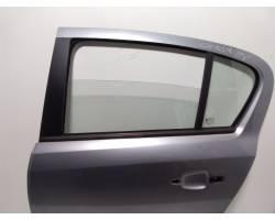 Portiera Posteriore Sinistra OPEL Corsa D 5P 1° Serie