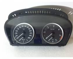 62.11-6983 CONTACHILOMETRI BMW Serie 5 E60 2993 Diesel 306D3 170 Kw  (2005) RICAMBI USATI