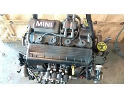 MOTORE SEMICOMPLETO MINI Cooper 1°  Serie 134000 Km  RICAMBI USATI