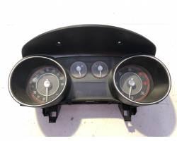 5550050900 / 51852802 / 1077359 QUADRO STRUMENTI FIAT Punto EVO 1300 Diesel  (2012) RICAMBI USATI
