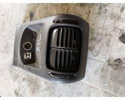 Bocchette aria posteriore SAAB 9-5 Berlina 2° Serie