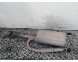 COLLETTORE SCARICO CHEVROLET Matiz 4° Serie 800 Benzina A08s3 (2010) RICAMBI USATI