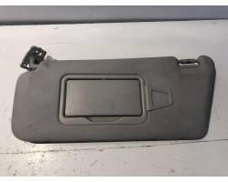 Parasole aletta anteriore Lato Guida MERCEDES Classe A W169 3° Serie
