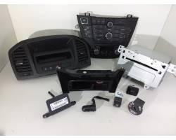 Kit impianto audio auto OPEL Insignia S. Wagon