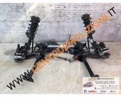 Musata completa + kit Radiatori + kit Airbag FIAT 500 X 1° Serie