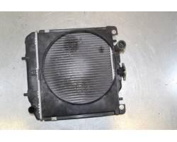 Radiatore acqua AIXAM A721-A751 1° Serie