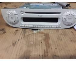 Autoradio MP3 FIAT 500 Serie (07>14)