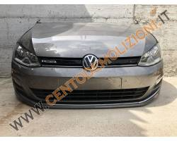 Musata completa + kit Radiatori + kit Airbag VOLKSWAGEN Golf 7 Berlina (12>)