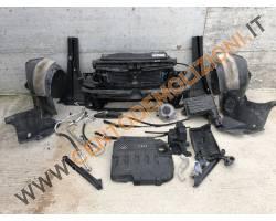 Musata completa + kit Radiatori + kit Airbag VOLKSWAGEN Golf 7 Berlina (12>)