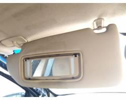 Parasole aletta anteriore Lato Guida VOLVO V70 2° Serie
