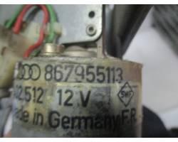 Motorino tergi ant completo di tandem VOLKSWAGEN Polo 3° Serie