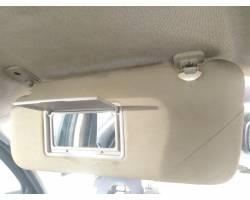 Parasole aletta anteriore Lato Guida CITROEN C3 Picasso