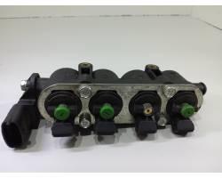 67R-010233C INIETTORI GPL FIAT Panda 2° Serie 1200 Bipower 169A4000 44 Kw  (2009) RICAMBI USATI