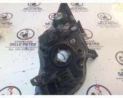Faro anteriore Sinistro Guida PEUGEOT 107 1° Serie