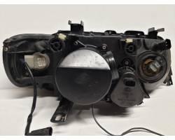 Faro anteriore Sinistro Guida BMW X5 1° Serie