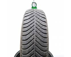 GOMME 4 STAGIONI USATE GOODYEAR 165/65 R14 PNEUMATICI USATI