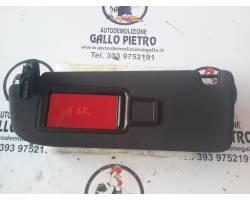 Parasole aletta anteriore Lato Guida AUDI A6 Avant 4° Serie (4G5)