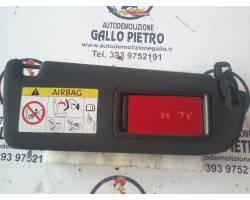 Parasole aletta Lato Passeggero AUDI A6 Avant 4° Serie (4G5)