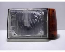 Faro anteriore Sinistro Guida FIAT Panda 1° Serie