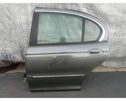 PORTIERA POSTERIORE SINISTRA JAGUAR X-Type  Serie Benzina  (2004) RICAMBI USATI