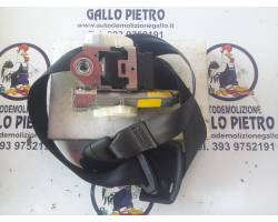 Cintura di Sicurezza anteriore Destra con pretensionatore FIAT 500 Serie
