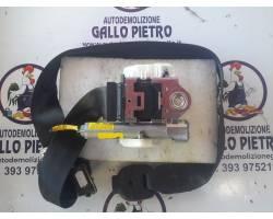 Cintura di Sicurezza anteriore Sinistra con pretensionatore FIAT 500 Serie