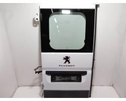 Porta carico posteriore a battente SX lato guida vetrata PEUGEOT Boxer 4° Serie