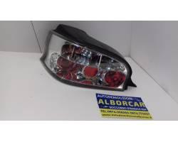 STOP FANALE POSTERIORE SINISTRO LATO GUIDA CITROEN Saxo 2° Serie 1100 Benzina  (2001) RICAMBI USATI