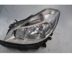 Faro anteriore Sinistro Guida RENAULT Clio Serie (04>08)