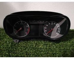3304 QUADRO STRUMENTI OPEL Corsa E 3° Serie Benzina  (2019) RICAMBI USATI