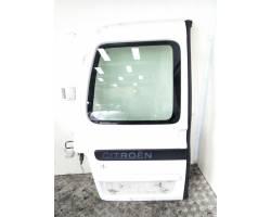 Porta carico posteriore a battente SX lato guida vetrata CITROEN Berlingo 1° Serie