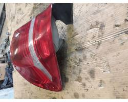 Stop fanale Posteriore sinistro lato Guida BMW X5 2° Serie
