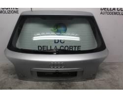 8L0827023K PORTELLONE POSTERIORE COMPLETO AUDI A3 Serie (8L) 1600 Benzina  (1997) RICAMBI USATI