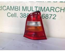 STOP FANALE POSTERIORE DESTRO PASSEGGERO MERCEDES Classe A W168 1° Serie 1700 Benzina  (2000) RICAMBI USATI