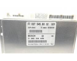 ESP MERCEDES Classe A W168 1° Serie