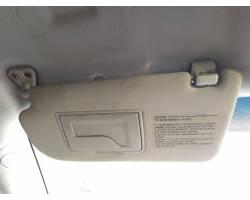 Parasole aletta anteriore Lato Guida HYUNDAI Tucson  Serie (04>09)
