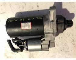 Motorino d' avviamento AUDI A3 Serie (8P)