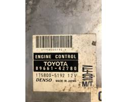 Centralina motore TOYOTA Rav4 2° Serie