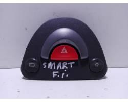 Pulsantiera Centrale SMART ForTwo Coupé 1° Serie
