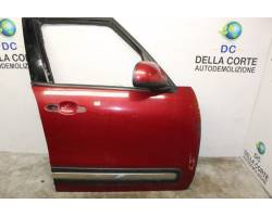 Portiera anteriore Destra FIAT 500 L 1°  Serie